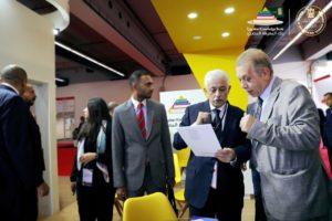 شوقي يلقى محاضرة في معرض فرانكفورت الدولي للكتاب